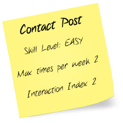 Contact Post